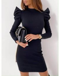 Фустан - код 9303 - 4 - црна