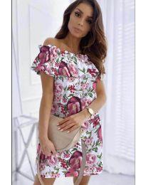 Фустан - код 133 - бела