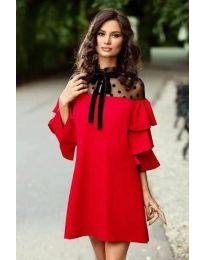 Фустан - код 019 - црвена