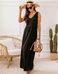 Фустан - код 5261 - 1 - црна