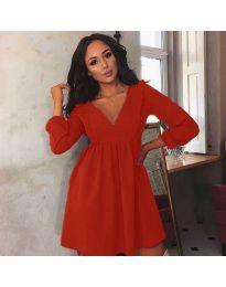 Фустан - код 0588 - црвена