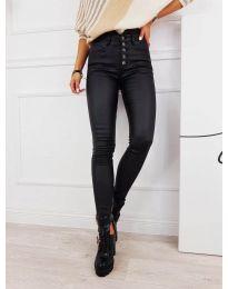 Панталони - код 0344 - 1 - црна