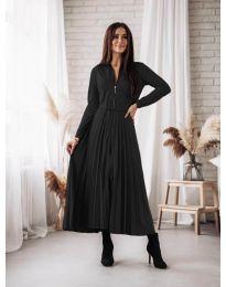 Фустан - код 1544 - црна