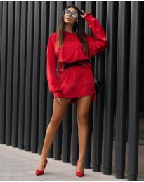 Фустан - код 8989 - црвена