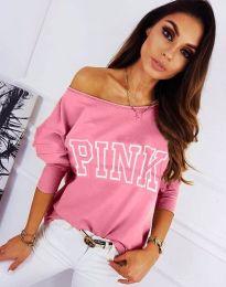Блуза - код 11743 - розова