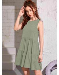 Фустан - код 4471 - путер зелена