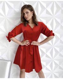 Фустан - код 9028 - црвена