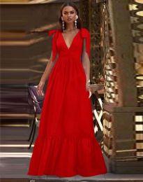 Фустан - код 2743 - црвена