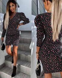 Фустан - код 2055 - 2 - црна