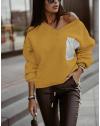 Блуза - код 904 - окер