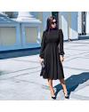 Фустан - код 4572 - црна
