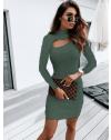Фустан - код 883 - путер зелена